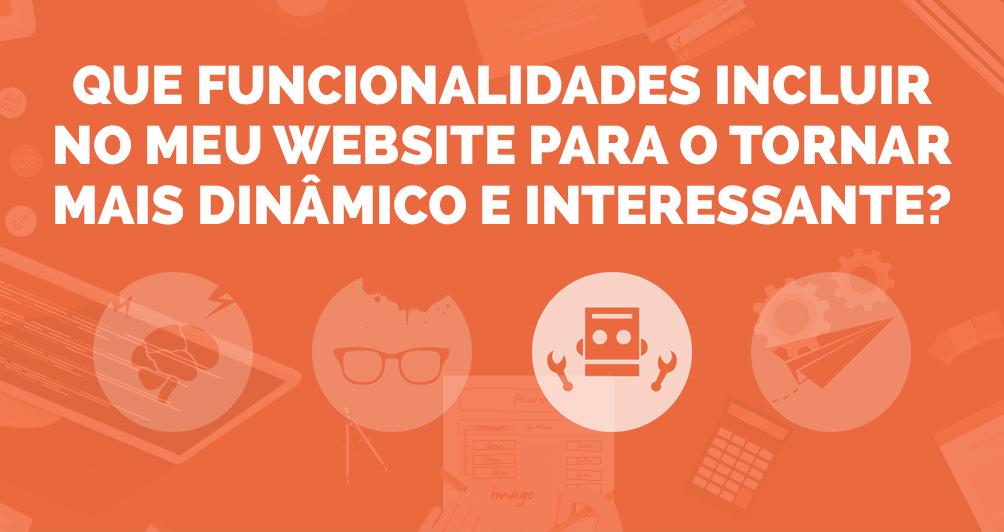 O website de uma marca é a sua identidade online.